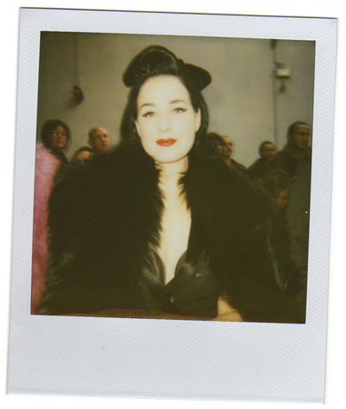 Dita Von Teese by Antonio Barros