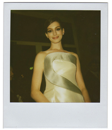 Anne Hathaway by Antonio Barros