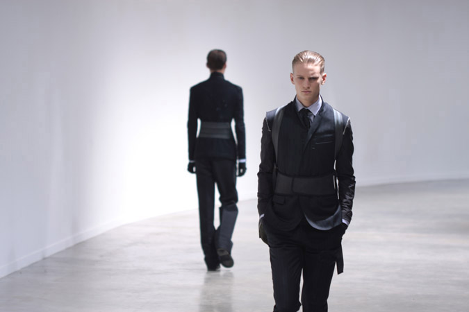lanvin a/w 2011 - men's wear - Paris by Antonio Barros