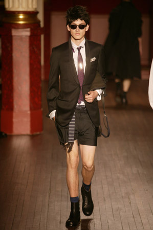 lanvin s/s 2010 - men's wear - Paris by Antonio Barros