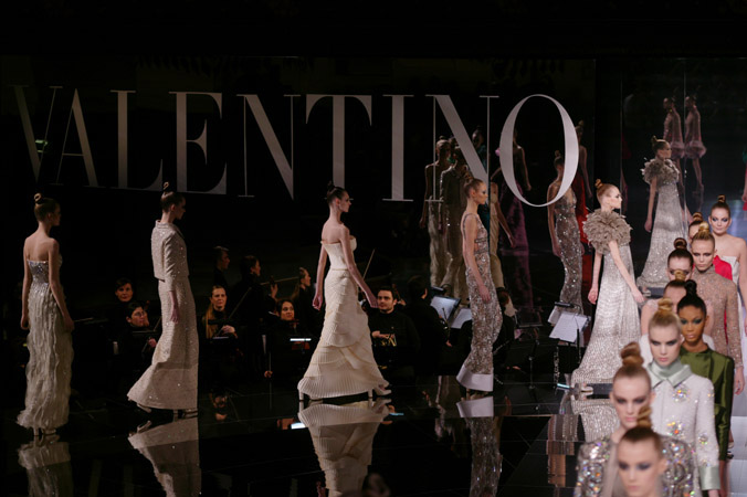 valentino s/s 2009 - haute couture - Paris by Antonio Barros