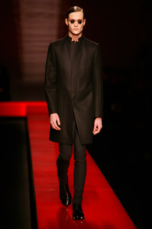 hugo boss a/w 2010 - men's wear - Paris by Antonio Barros