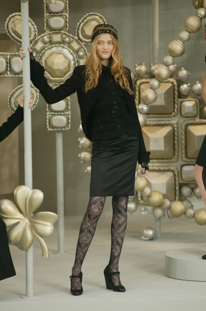 chanel a/w 2009 - prêt-à-porter - Paris by Antonio Barros