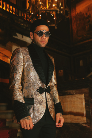 Daniel Alves by Antonio Barros